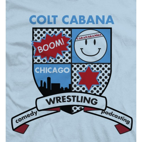 Colt Cabana Cabana Shield T-shirt