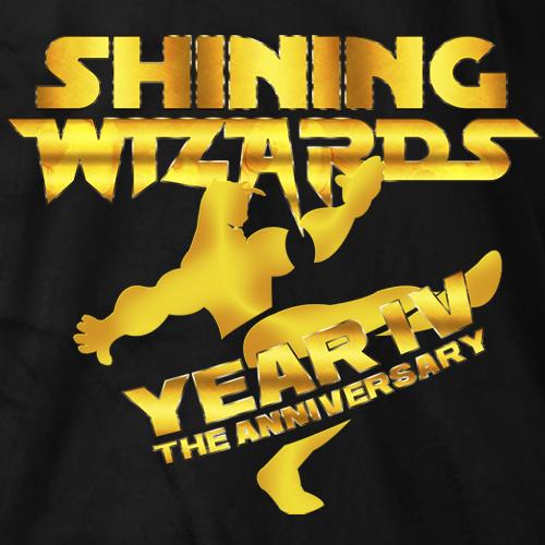 4th Anniversary Logo