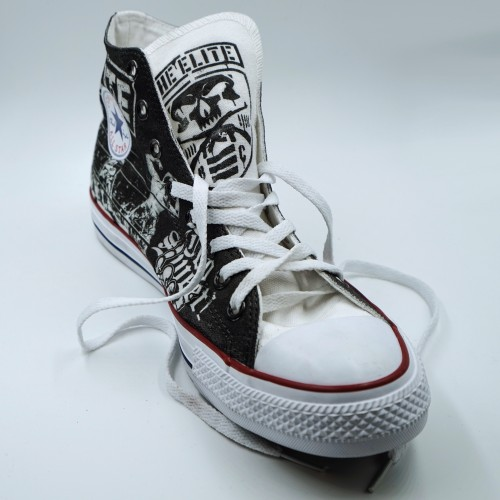 PREORDER: Elite Converse High Tops | USA delivery only | 4-6 weeks to ship