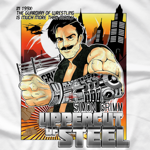 Uppercut of Steel