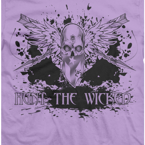 Skulls And Arrows (Front/Back in 5 colors)