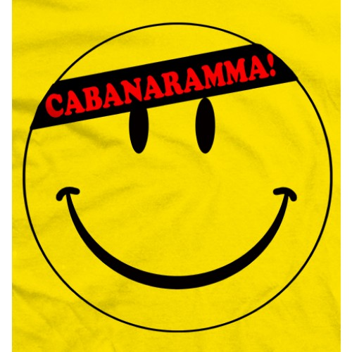 Colt Cabana Smiley Face T-shirt