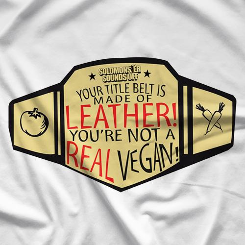 Real Vegan T-shirt