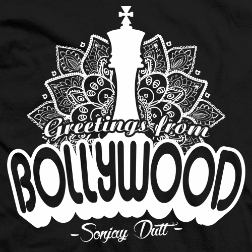 Welcome To Bollywood T-shirt