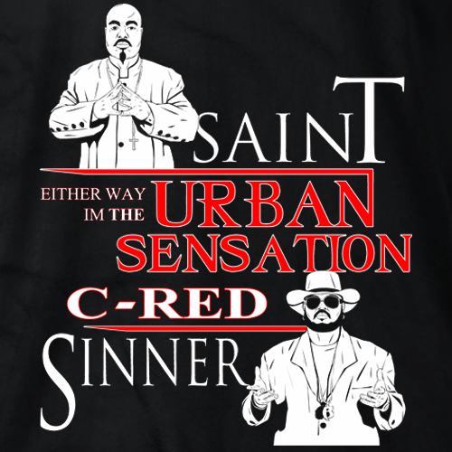 Saint Sinner C-Red