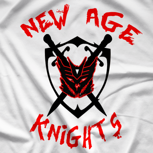 New Age Knights T-shirt