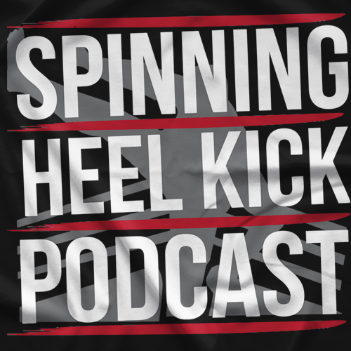 Spinning Heel Kick SHKP T-shirt