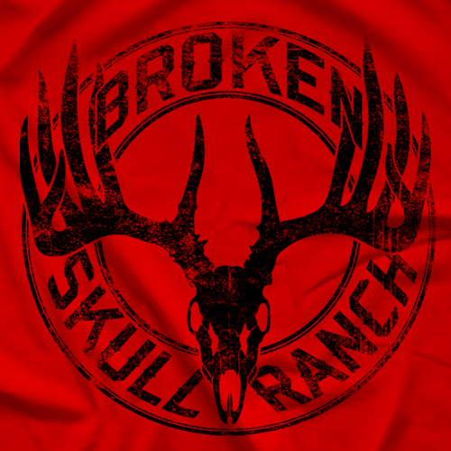 Steve Austin Whitetail BSR T-shirt