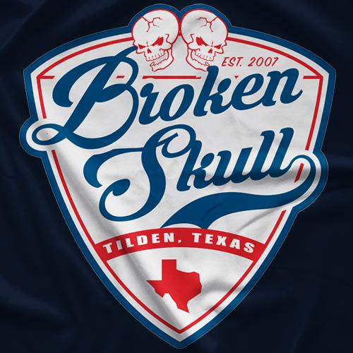Steve Austin BSR Emblem T-shirt