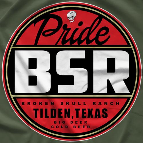 Steve Austin BSR Pride T-shirt