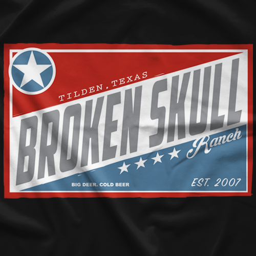 Steve Austin BSR Label T-shirt