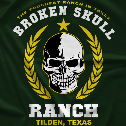 Steve Austin BSR Wheat T-shirt