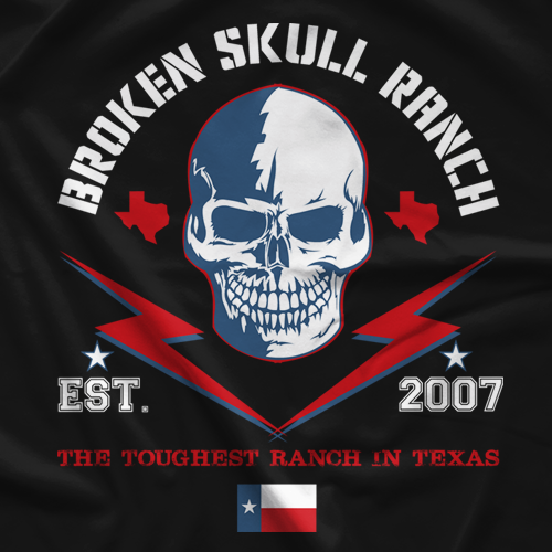 Steve Austin BSR Tough T-shirt