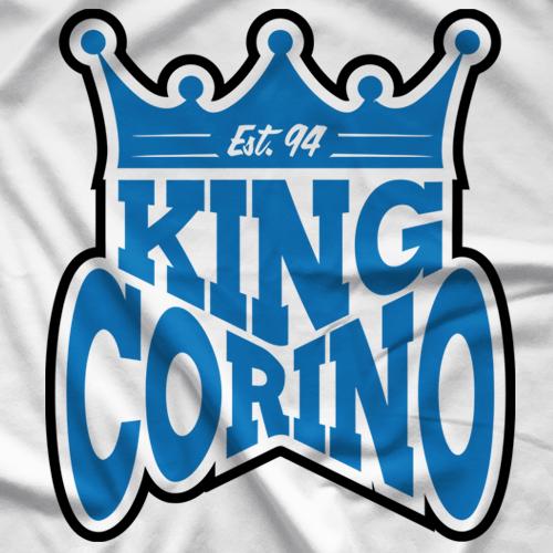 Steve Corino King Corino Royalty T-shirt