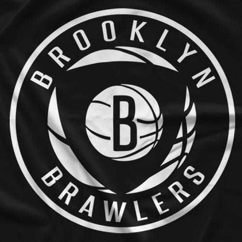 Steve Lombardi Brooklyn Brawler T-shirt