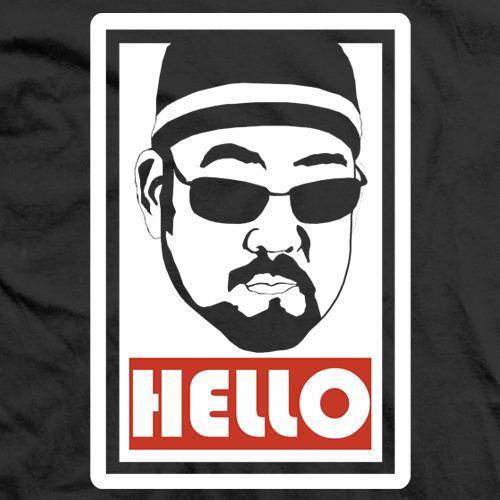 Stevie Richards HELLO T-shirt