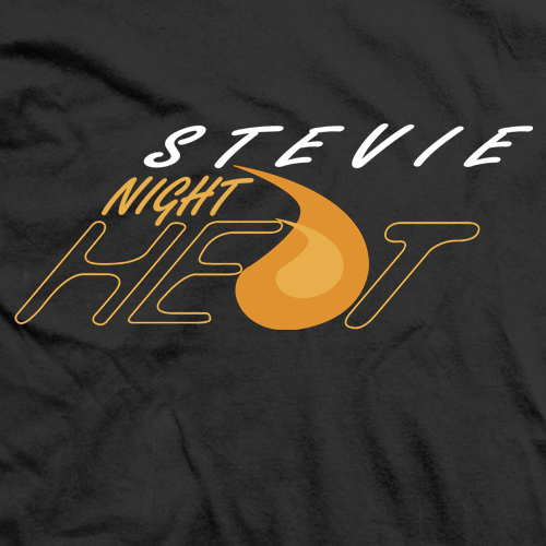 Stevie Night Heat T-shirt