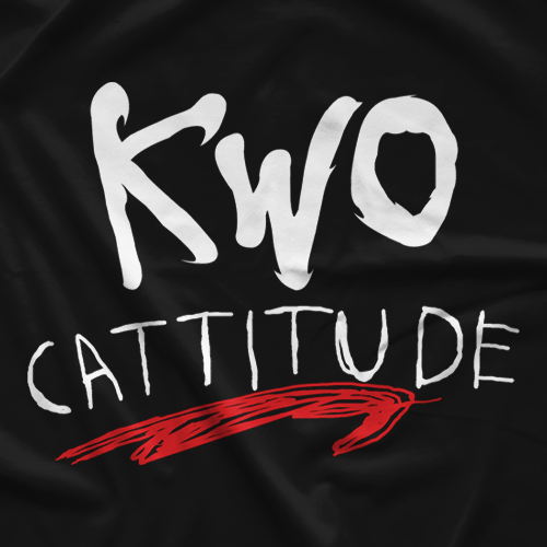 Stevie Richards Cattitude Era T-shirt