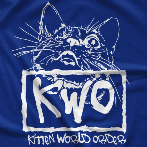 Stevie Richards kWo- Odin Edition T-shirt