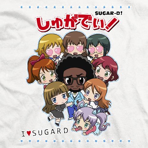 I Heart Sugar D