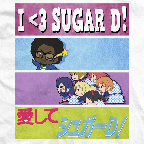 Sugar D: The Remix