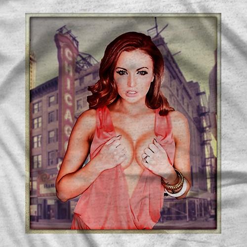 Maria Kanellis Chi Town T-shirt