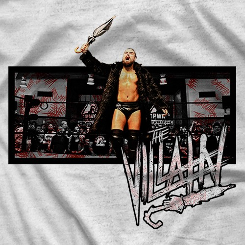 Marty Scurll Legacy Tee
