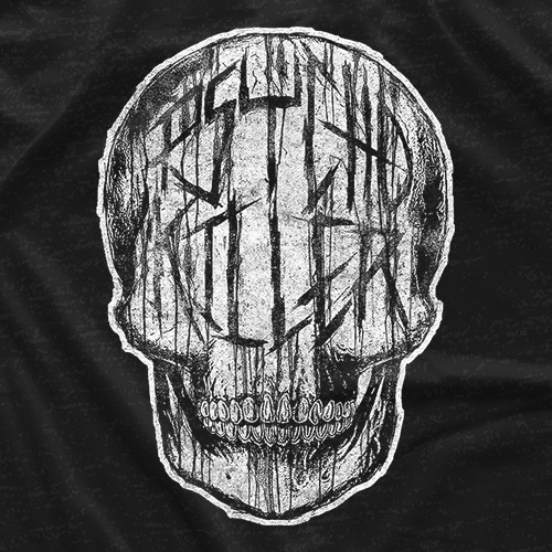 Tommaso Ciampa Psycho Killer T-shirt
