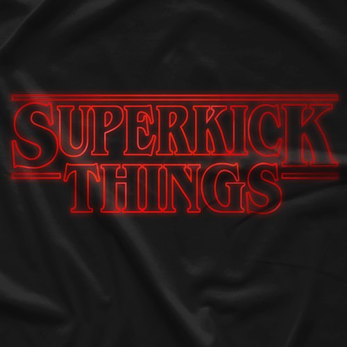 Young Bucks Superkick Things T-shirt