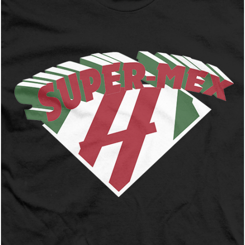 Super-Mex Red/Green
