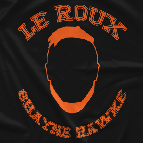 Shayne Hawke Le Roux T-shirt