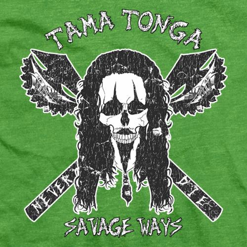 Tama Tonga Never Die T-shirt