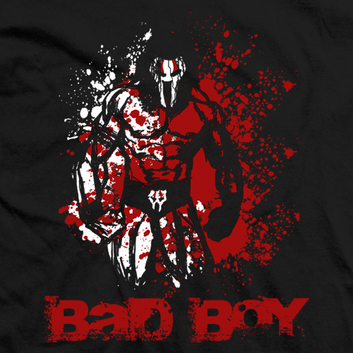 Bad Boy Tama Tonga T-shirt