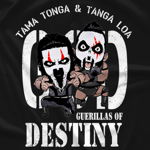 Guerillas of Destiny Chibi