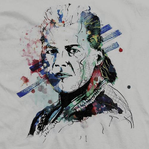 Tatanka Painting T-shirt