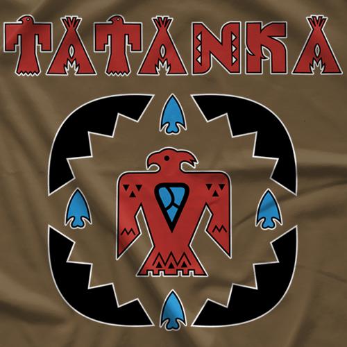 Tatanka Thunderbird T-shirt
