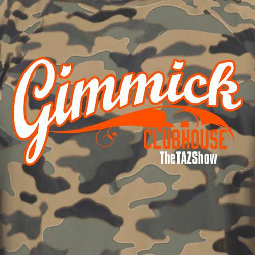 Taz Gimmick Clubhouse Camo T-shirt