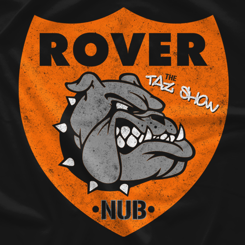 Taz Official T-shirt and Merchandise Page