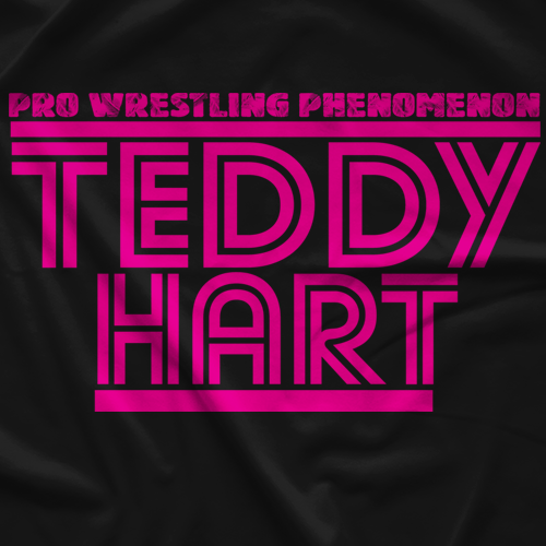 Teddy Hart Phenomenon T-shirt