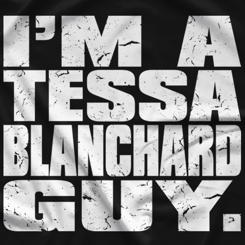 Tessa Blanchard Guy T-shirt