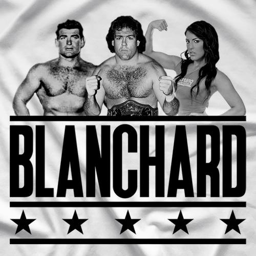 Tessa Blanchard Legacy T-shirt