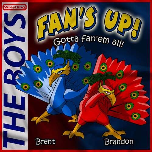 Fan Up The Boys