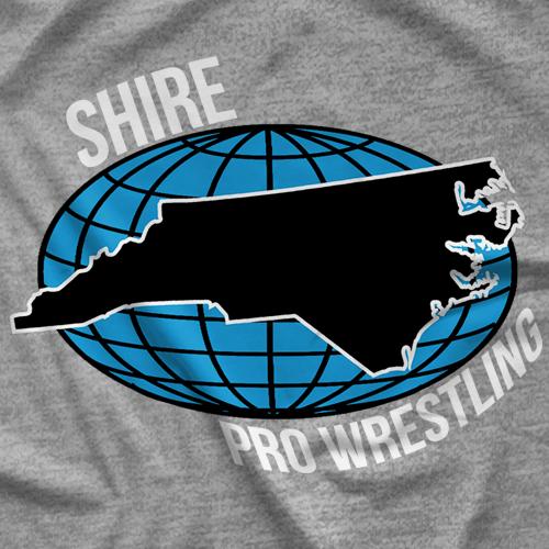 The DOJO Pro Wrestling T-shirt