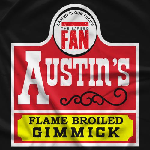 Flame Broiled Gimmick