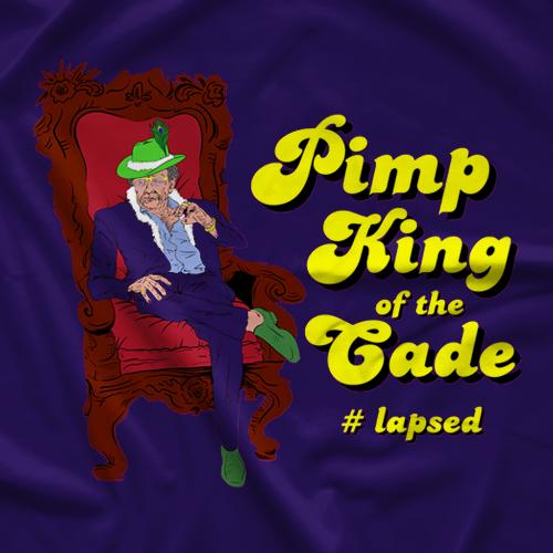 Pimp King TV-PG T-shirt