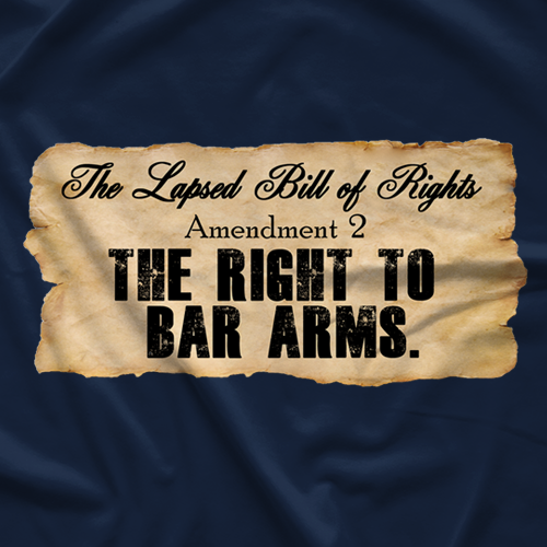 Right To Bar Arms T-shirt