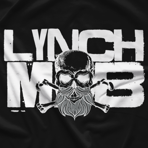 Lynch Mob Skull T-shirt