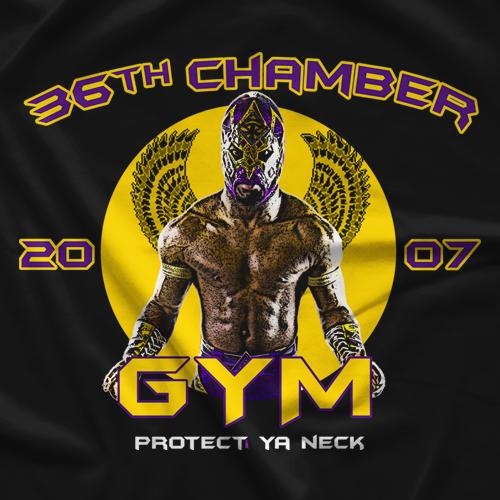 36th Chamber Gym T-shirt
