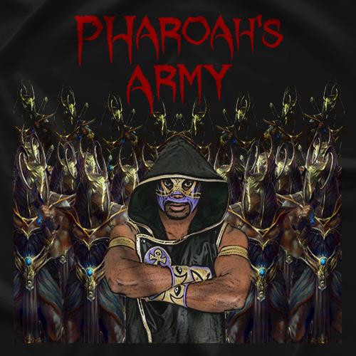 Pharoah's Army T-shirt