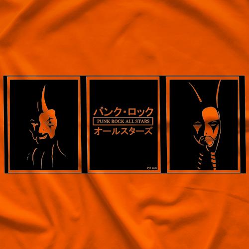PRAS Kanji T-shirt